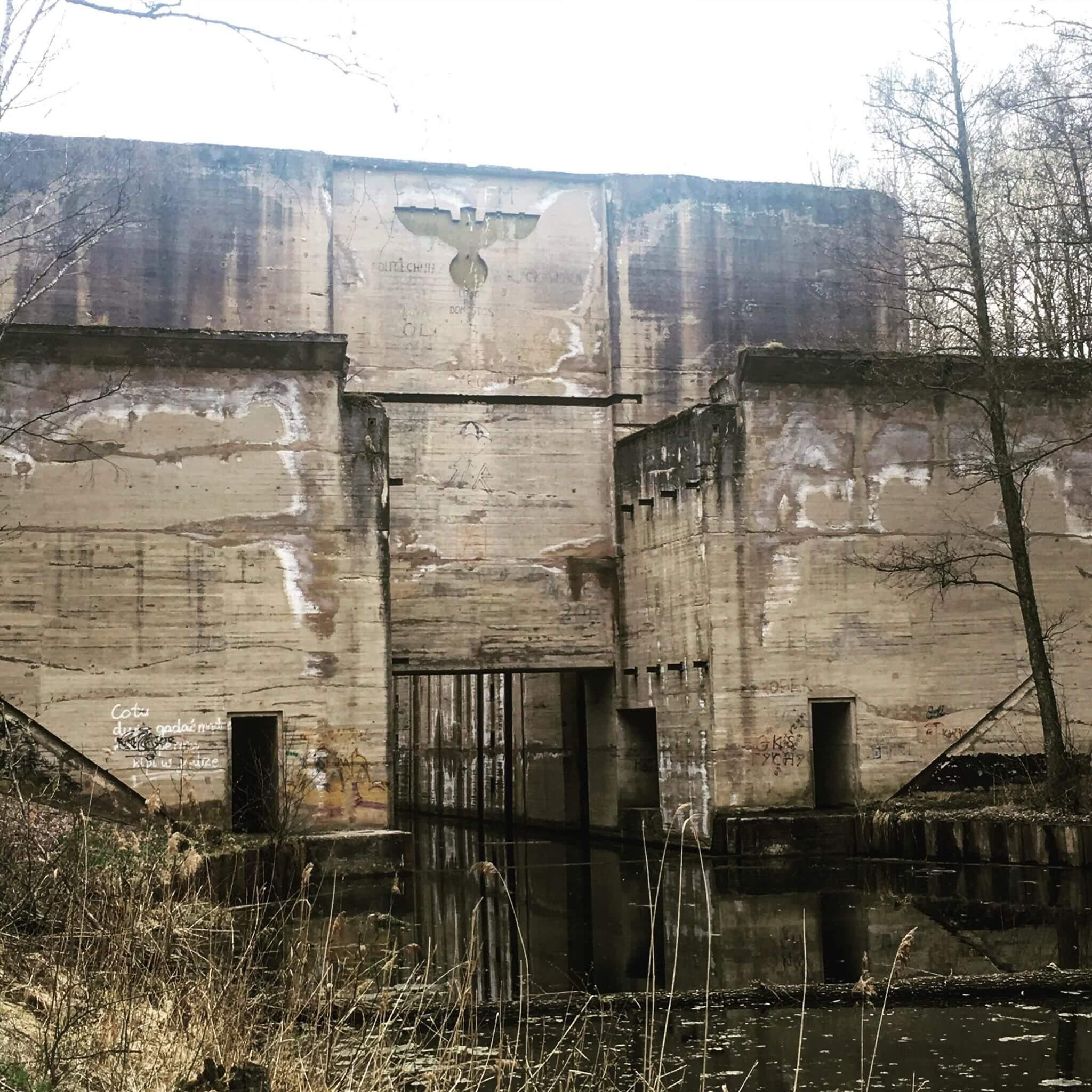 Mamerki – Kwatera Główna Niemieckich Wojsk Lądowych