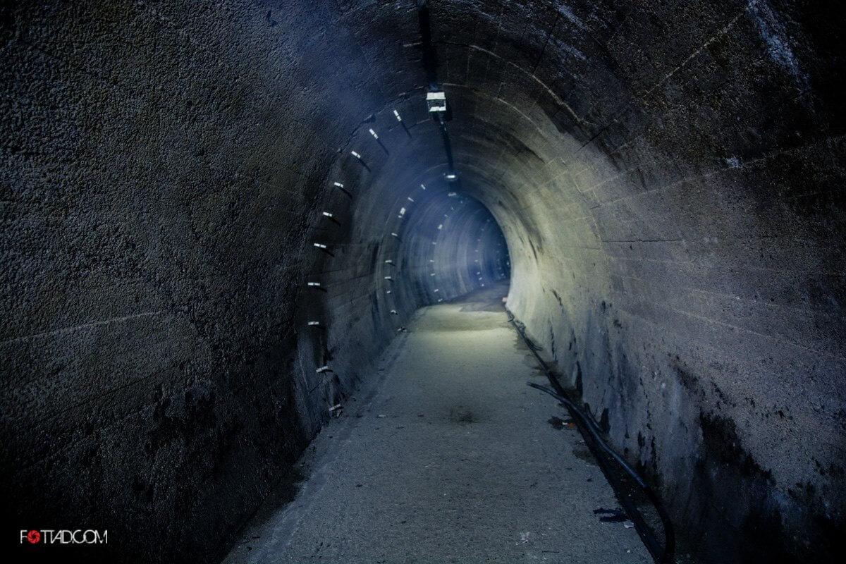 """Time Gates"""" podziemne miasto w Jeleniej Górze"""