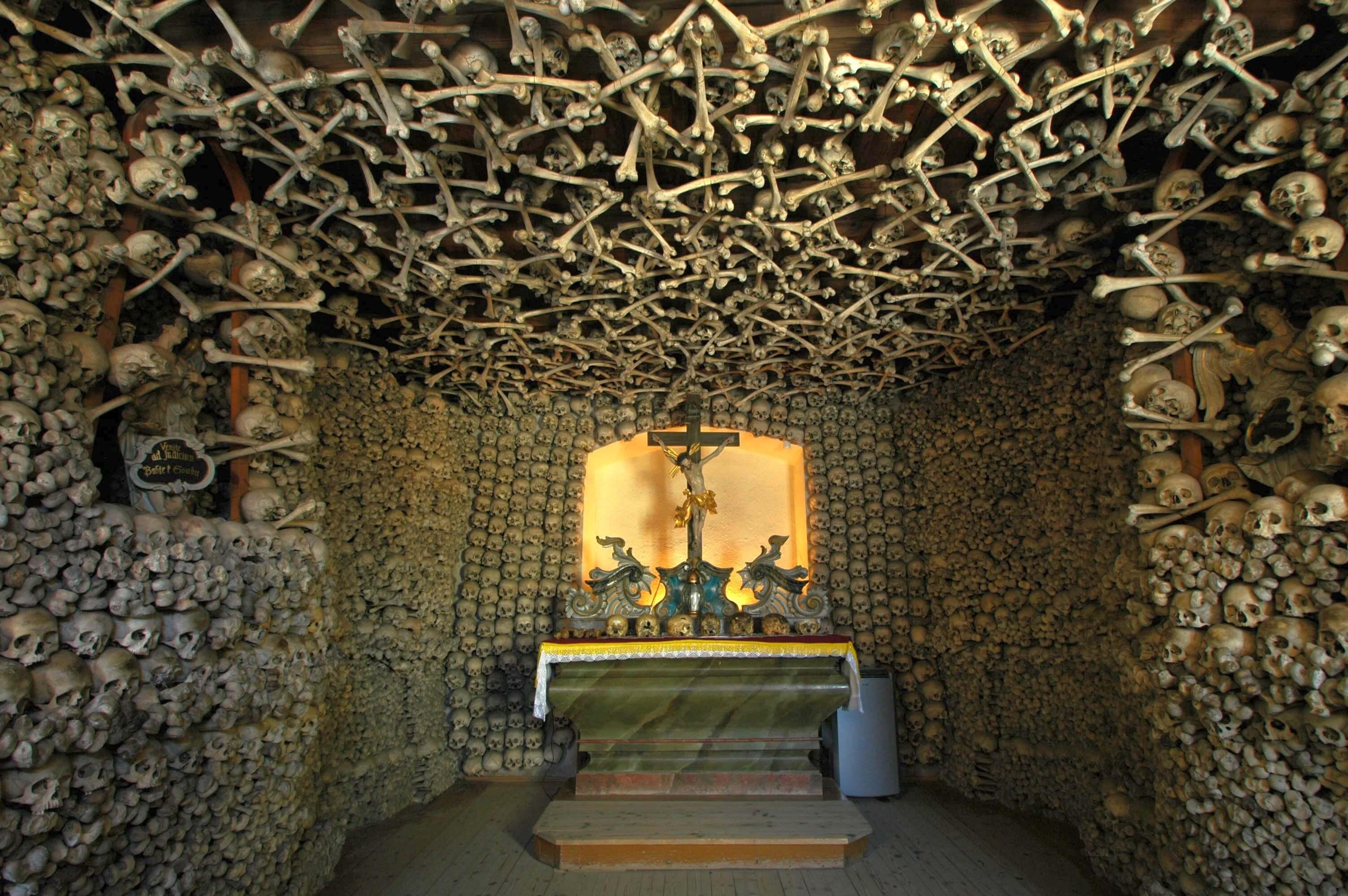 Kaplica Czaszek w Kudowie-Zdroju
