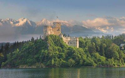 Najpiękniejsze górskie jeziora
