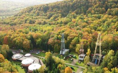 Kopalnia Ropy Naftowej w Bóbrce