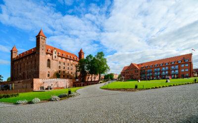 Zamek Gniew – zwiedzanie, atrakcje i noclegi