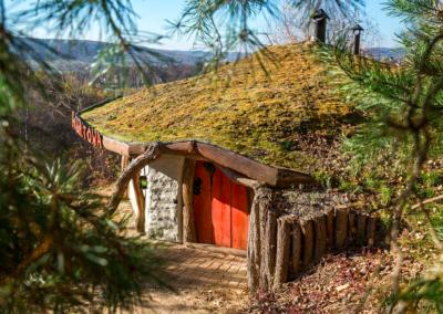 domki hobbit