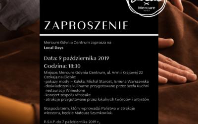 Lokalne najlepsze. Relacja z eventu Local Days w Gdyni
