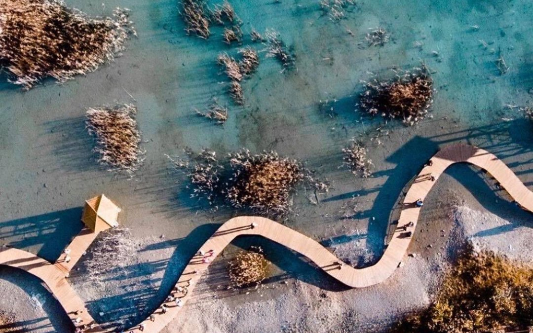 Park Gródek – polskie Malediwy