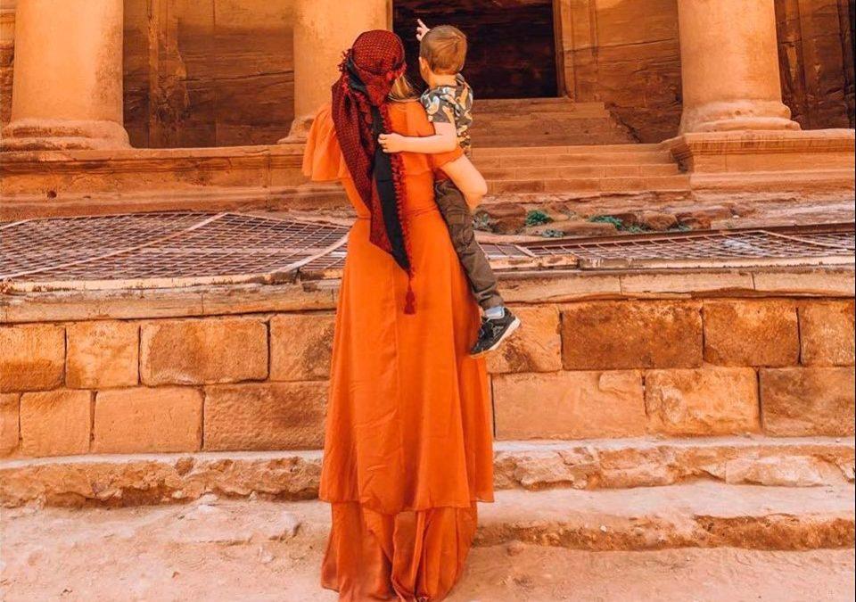 Jordania z dziećmi na 5 dni