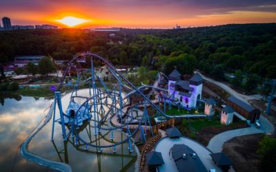Legendia – najstarszy lunapark w Polsce