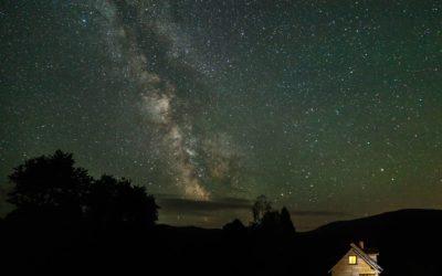 Park Gwiezdnego Nieba w Bieszczadach