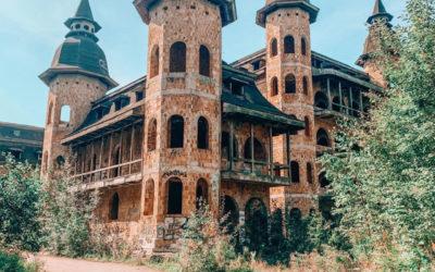 Zamek w Łapalicach zostanie dokończony