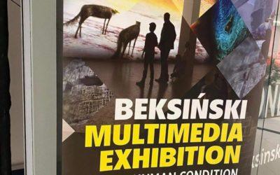 Beksiński Multimedia Exhibition – Gdańsk