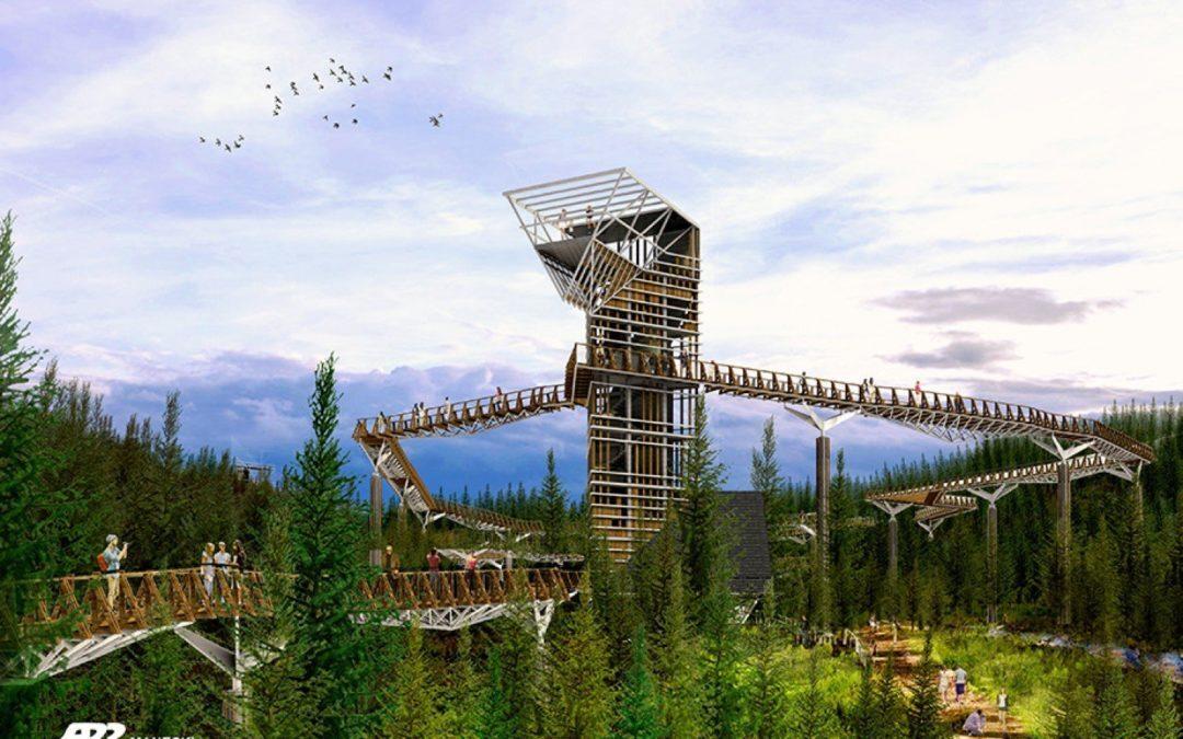 Brama w Gorce – ścieżka widokowa