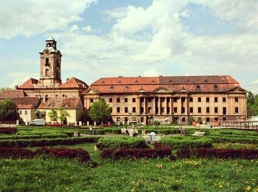 Zamek w Żarach, jedne z ciekawszych ruin w Polsce