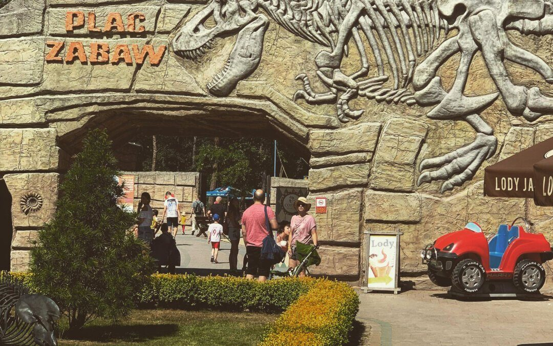 JuraPark w Solcu Kujawiskim