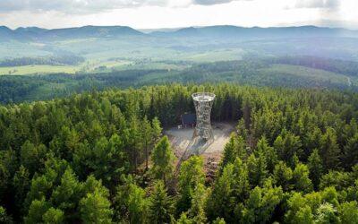 Najładniejsze wieże widokowe w polsce